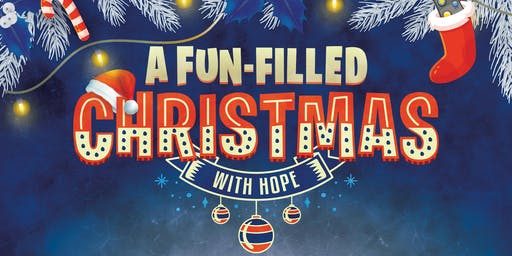 (WEST) Fun-filled Christmas at Hope! - Drama, VR, Basketball, Food, Kids Programme