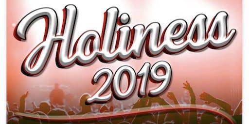 Holiness 2019