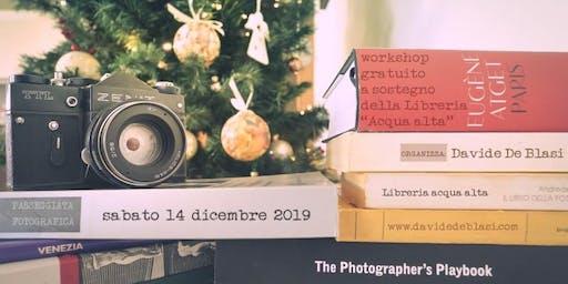 """Passeggiata fotografica gratuita a sostegno della Libreria """"Acqua alta"""""""