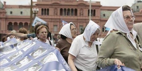 Taller de Historia Argentina: Dictadura Militar y Desaparecidos tickets