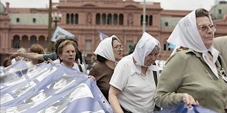 Taller de Historia Argentina: Dictadura Militar y Desaparecidos entradas