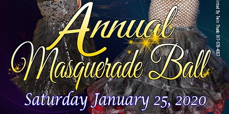 Annual Masquerade Ball tickets