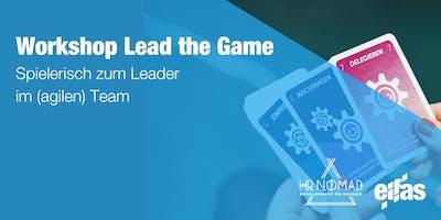 Spielerisch zum Leader im (agilen) Team - Workshop