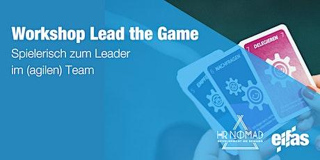 Spielerisch zum Leader im (agilen) Team - Workshop Tickets