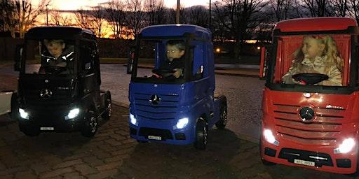 Lorries/Cars @ FRASERBURGH - FREE* under 5's (Segw