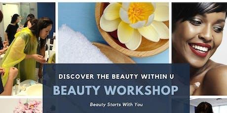 Free Skin Care Workshop tickets