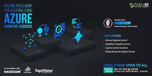 Building Intelligent applications using Azure Cognitive Services
