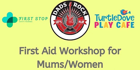 First Aid for Mums and Women - Edinburgh tickets