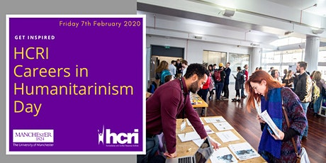 HCRI Careers in Humanitarianism Day tickets