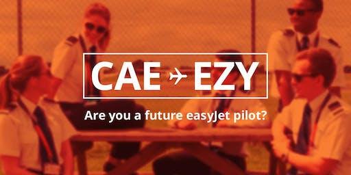 CAE Become a Pilot - Brussels Info Session (Dutch)