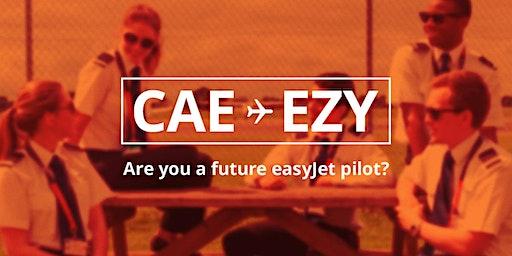 CAE Become a Pilot info session - Brussels(Dutch)