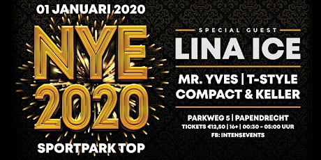 Intens Events NYE 2020 tickets