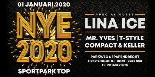 Intens Events NYE 2020