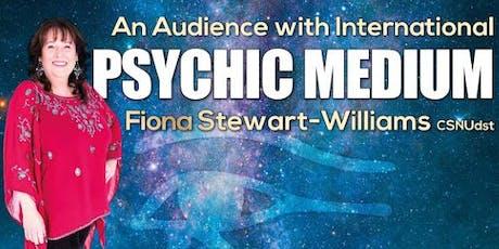 Fiona Stewart-Williams tickets
