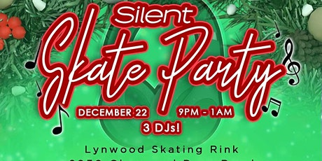 X-mas Silent Skate Party tickets