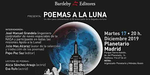 """PRESENTACIÓN LIBRO """"POEMAS A LA LUNA"""""""