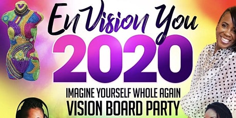 EnVision You 2020: Vision Board Party tickets