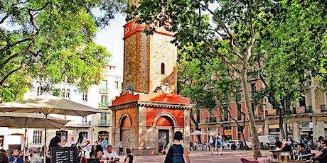 Walking tour barrio de Gràcia tickets