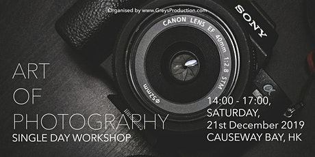 Art of Photography tickets