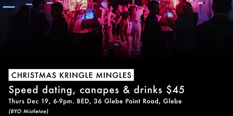 Christmas Mingle tickets