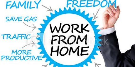 Flexible work hour and Earn full time Income tickets