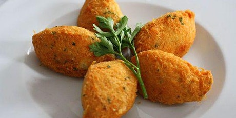International Croquette Day: Tasting croquettes entradas