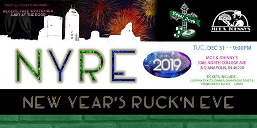 New Year's Ruck'n Eve