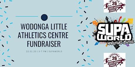 Wodonga Little Athletics FUNdraiser - SupaWorld Wodonga tickets