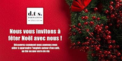 """Semaine Portes Ouvertes - Un Noël """"So British"""" !"""