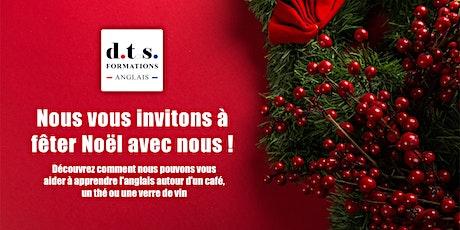 """Semaine Portes Ouvertes - Un Noël """"So British"""" ! billets"""