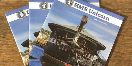 HMS Unicorn: A Tour