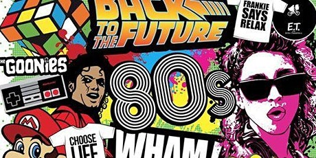 80's Night @ the Wedgwood for Mind Charity tickets