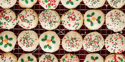Holiday Cookies #2  with Chef Roberto