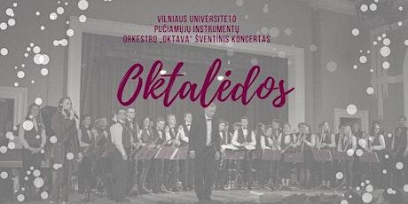 "Oktalėdos: VU orkestro ""Oktava"" šventinis koncertas tickets"