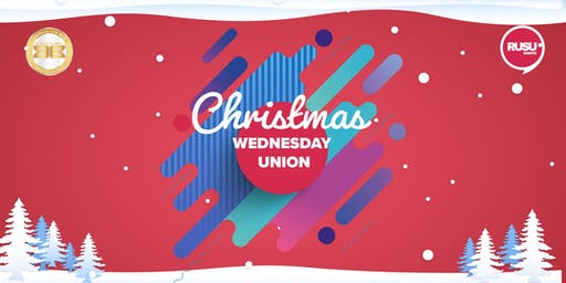 Christmas Wednesday Union