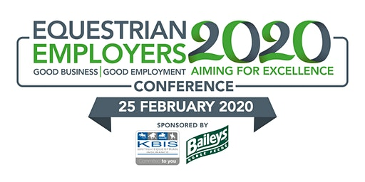 Equestrian Employers 2020. Good Business. Good Employment. Aiming for Excellence