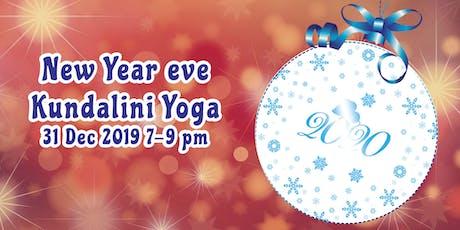 New Year Eve Kundalini Yoga Workshop tickets