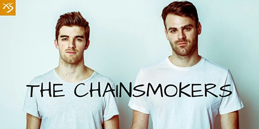 THE CHAINSMOKERS at XS Nightclub - JAN. 18 - FREE Guestlist!