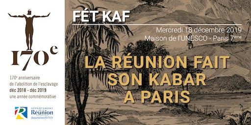 FÉT KAF 2019 A PARIS