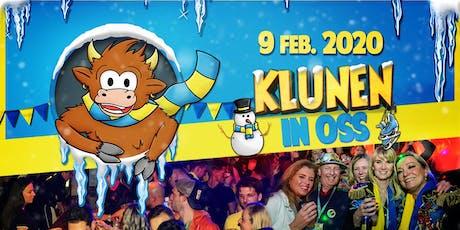 Klunen in Oss 2020 tickets