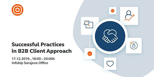 Successful Practices in B2B Client Approach