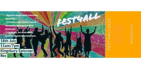 Fest4ALL tickets