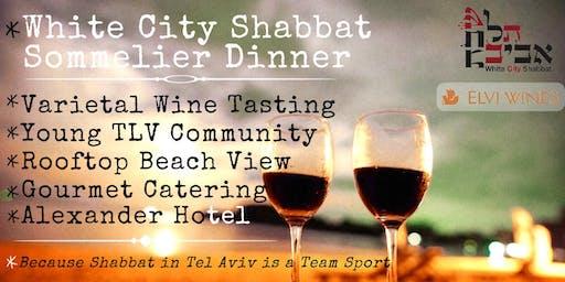 Sommelier Shabbat Hanukkah Dinner: Special Wines + Great Eats + Young Community