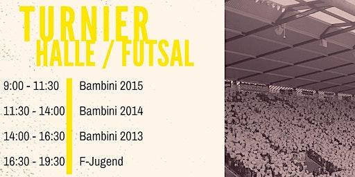 Hallenturnier in Aachen für Fußball-Jugendmannschaften