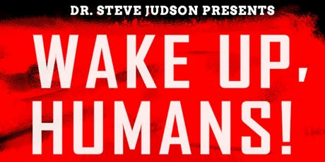 'Wake Up, Humans!' - Goal Setting Vision Workshop tickets
