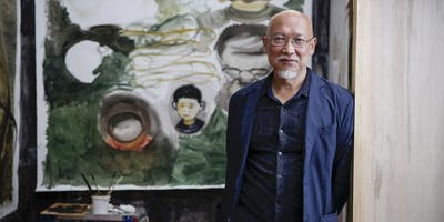 «New Paintings» with Zhang Enli - Art over Lunch in January [MEMBERS ONLY]