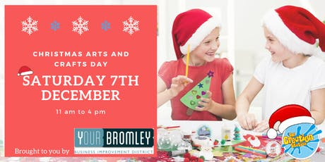 Christmas Arts and Crafts tickets