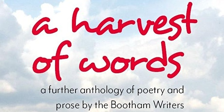 A Harvest of Words tickets