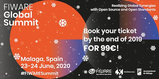 FIWARE Global Summit Málaga 2020