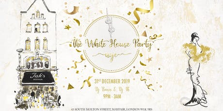 The WHITE House PARTY | NYE Extraordinaire [SOLD OUT WARNING!] tickets